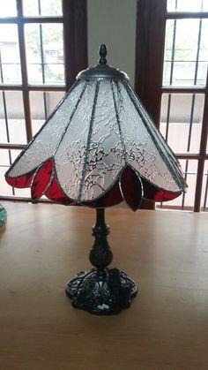 Vase Cap lamp - 6 panel