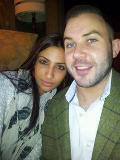 Me & Dassy - London Jan 2013