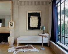 The renowned decorator Stephen Sills has remained in the same very small apartment that burnished his reputation more than two decades ago, when he was just starting out. Its recent renovation reveals he has spent that time perfecting his craft.
