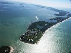 Lands end.....Sanibel Island back there somewhere.   Elaine worked at Captiva.  Many good memories......