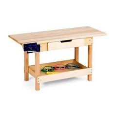 Kids Workbench w Drawer