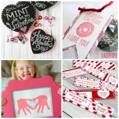 Love Is In The Air: 20 ideas to show someone you love them! | Spoonful #valentinesday #crafts #kids #heart