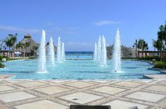 Westin Lagunamar! I took a picture just like this on my first day in Mexico!