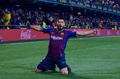 Villarreal CF v FC Barcelona - La Liga Villarreal Cf, Messi Goal Video, Fc Barcelona, Messi Goals, Stock Photos, Celebrities, Pictures, High Resolution Picture, The League