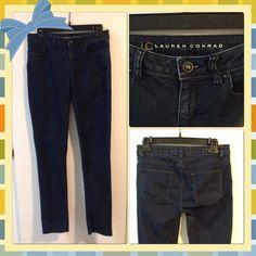 Lauren Conrad skinny jeans Skinny jeans 40' long  LC Lauren Conrad Pants Skinny