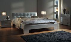 Bett HASENA MOVIE-LINE Gloss Vegas Ronna-star Bettgestell, Doppelbett - Wunderschöne Schlafzimmermöbel
