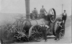 Steam engine accident | Ashwell Museum Catalogue