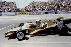 Riccardo Patrese, Arrows-Ford, #35, (finished 6th), US GP West, Long Beach, 1978.