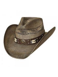 31730dbbdcc9 Bullhide Desperado - Straw Cowboy Hat Western Hats, Cowgirl Hats, Leather  Hats, Hat