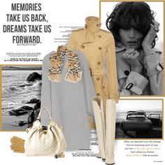 Memories take us back, dreams take us forward by helleka on Polyvore featuring Richard Nicoll, Polo Ralph Lauren, Maiyet, Louis Vuitton, Christian Dior, Ippolita, Burberry, Club Monaco, Boots and TrenchCoats