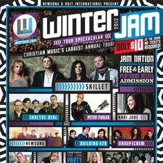 Winter Jam 2012 Tour Spectacular!    Went to this and it was amazing!!!  Will be there in 2013!!