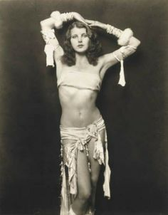 Gueule-De-Loup Violette | Grace Moore by Alfred Cheney Johnston (1930s)