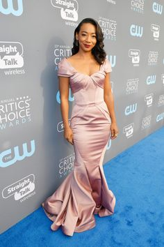 The Trend on the Critics Choice Awards Red Carpet was All About Springtime Romanticism | Tom + Lorenzo