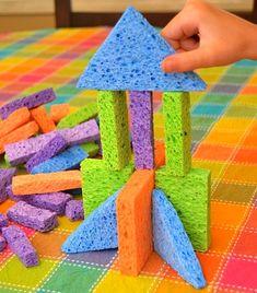Make blocks of out o