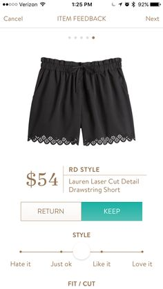 These shorts 😍