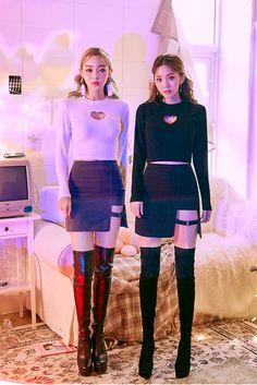 chuu_츄 - 츄(chuu)   지금부터 시작이야 skirt   BEST