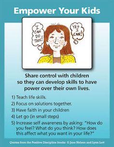 Helpful Hints for Empowering vs Enabling