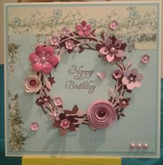 Memory Box Catalina Wreath