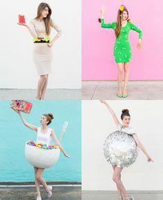 8 DIY para hacer tu disfraz de Carnaval fácil, original y barato : via La Garbatella