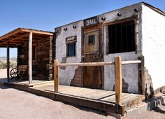 Photo about Old western jail house from the days of the wild west. Image of brick, wild, structure - 10913367 Western Party Decorations, Stall Decorations, Old Western Towns, Old West Photos, Thing 1, Desert Homes, Western Theme, Le Far West, Halloween Party Decor