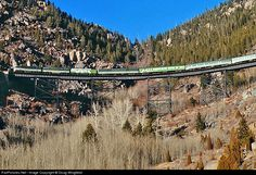 RailPictures.Net Photo: BN 9778 Northern Pacific Railway EMD FP7 at Butte, Montana by Doug Wingfield