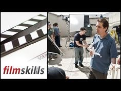 FilmSkills - How to Shoot a Scene Part I - Blocking - YouTube
