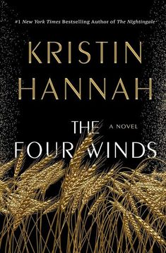 The Best New Books to Read in 2021 (So Far)   Kristin Hannah's latest, set in the Dust Bowl during the Great Depression, centers on a mom forced to decide whether to leave her family's farm, for better opportunity out west. The Four Winds is a sweeping epic about an American struggling to keep her family afloat. It feels eerily timely as it highlights the ways women rally during a national crisis. #realsimple #bookrecomendations #thingstodo #bookstoread