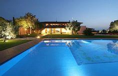 Villa i Palombara Sabina med 8 Soverom plass for 16 Personer Feriehus i Palombara Sabina fra @homeaway! #vacation #rental #travel #homeaway
