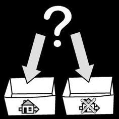 Pictogram Verhuizen sorteren mee niet mee Pictogram, Symbols, Letters, School, Cards, Icons, Letter, Map, Fonts