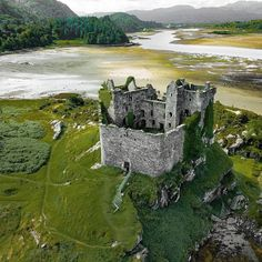 Castle Tioran, Scotland