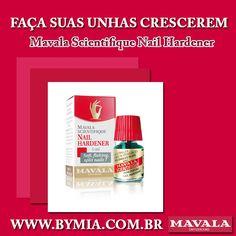 Conheça o Sensacional Endurecedor de Unha da MAVALA. No site da @Bymia Cosmetics você encontra muito mais!