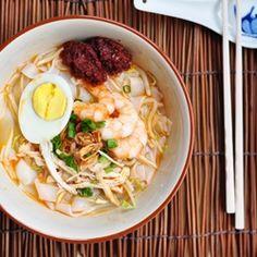 Ipoh Hor Fun Malaysia Hawker Food