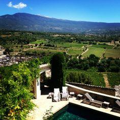 Hotel Crillon le Brave Provence in Crillon le Brave - http://www.thehotelguru.com/hotel/hotel-crillon-le-brave-provence