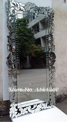 Cheap colck, Buy Directly from China Suppliers:Item#: MR-2012421) Desc.: Big venetian floor mirror2) Product Size: 80*2*160CM H 3) Material: Wooden fra
