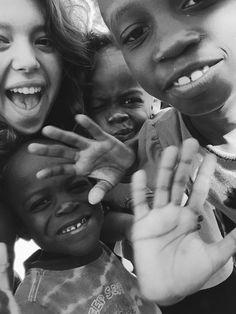 Haiti. Say cheese!