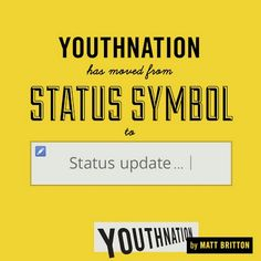 MRY CEO Matt Britton's new book YouthNation  launches today - already top 50 for marketing on Amazon! Great guide to digital natives!   www.YouthNation.net