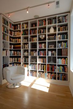 DC based company that makes built-in bookshelves with hardwoods
