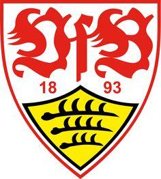 1893, VfB Stuttgart, Stuttgart Germany #VfBStuttgart #Stuttgart (L501)
