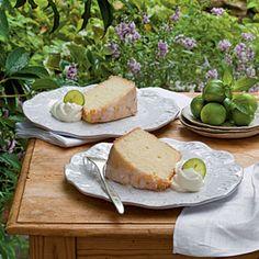 Key Lime Pound Cake | Perfect Pound Cake Recipes - Southern Living