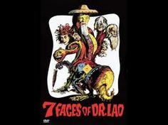 122 best se7en all about images on pinterest movie posters 7 faces of dr lao tony randall plays numerous roles in this fantasy fandeluxe Images