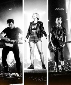 See Paramore live.