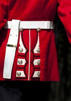 A sentry, Scots Guards