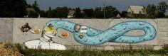Street Art By Kislow - Kiev (Ukraine)