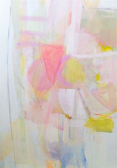 Sally King Benedict - Work - New Works...pink choice 40 x 58