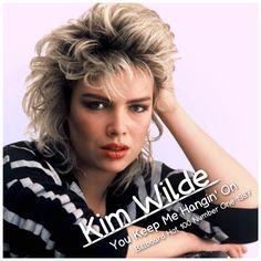 You Keep Me Hangin' On by Kim Wilde #KimWilde #80s #Pop #PopMusic #Music #singer #songwriter