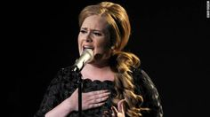 I'd love to see Adele perform live!