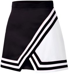 The Panel A-Line Skirt is a double knit, A-line cheerleading uniform skirt. The Panel A-Line Skirt is a double knit, A-line cheerleading uniform skirt. Outfit your team in this stylish, affordable cheer uniform skirt. Casual Skirt Outfits, Girly Outfits, Fashion Outfits, Fashion Ideas, Women's Fashion, Cheerleader Skirt, Black A Line Skirt, Cheerleading Uniforms, School Cheerleading