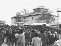 Romería de San Prudencio en la campa de Armentia.