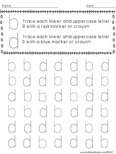 If you've got a child struggling with letter reversals, hopefully these free 16 pages of worksheets will be a blessing to you too! Letter Worksheets, 1st Grade Worksheets, Phonics Worksheets, School Worksheets, Free Worksheets, Dyslexia Activities, Dyslexia Strategies, Handwriting Activities, Teaching Letters