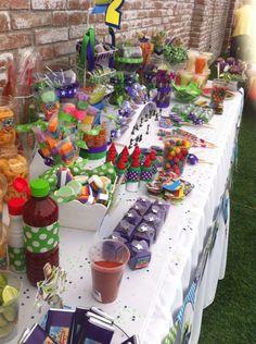 1000 images about mesa de dulces on pinterest mesas buzz lightyear